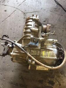 2000 Chevy 1 ton transfer case and front diff