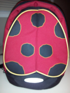 Backpack Lady Bug Style