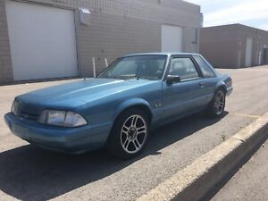 1991 Mustang 5.0 Coupe