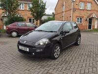 2011 FIAT PUNTO EVO 12 MONTH MOT FULL SERVICE HISTORY LOW MILEAGE 38K LADY OWNER FULL HPI CLEAR