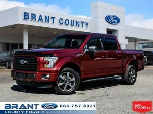 2016 Ford F-150 XLT - ONE OWNER!