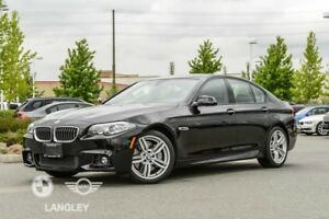 2015 BMW 535i xDrive M Sport Package and Premium Package!!
