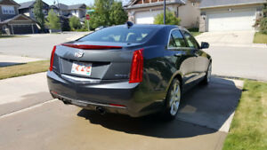 2015 Cadillac ATS 2.0T AWD Auto - All scheduled maintenance incl