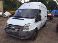 FORD TRANSIT MK7 2.4 TDCI WHITE LWB 350 07-12 HIGH ROOF INDICATOR BREAKING