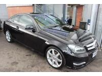 Mercedes C220 CDI AMG SPORT EDITION-1OWNER-BLUETOOTH