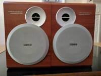 Phillips bass reflex speakers