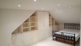 en suite spacious double room in the heart of Queens Park