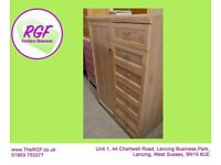 SALE NOW ON!! - All In One Wardrobe And Drawer Set - Can Deliver For £19