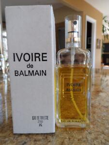 Pierre Balmain IVOIRE DE BALMAIN Eau de Toilette 100 ml 80% FULL