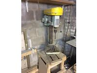 Warco bench Drill