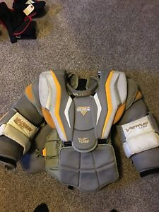 Vaughn LT98 chest protector