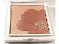 CLINIQUE bronzer blush almond blossom fresh bloom make up