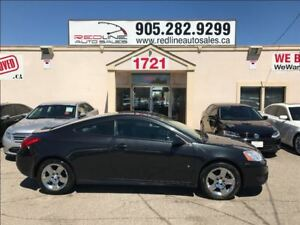 2009 Pontiac G6 SE, Sunroof, WE APPROVE ALL CREDIT