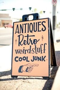 HUGE ANTIQUE TO NEW EVERYTHING STORE OPEN