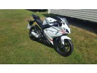 Yamaha yzf r125 immaculate bike