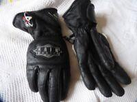 Ladies motorbike gloves -Rain Master