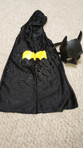 Batman Cape and Mask for Child