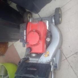 Honda hr194 lawnmower