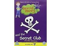 Horrid Henry and the Secret Club with Secret Box