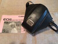Canon EOS 750QD camera