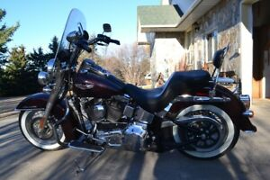2006 Soft tail Deluxe Harley Davidson