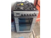 Gas cooker with Oven grill