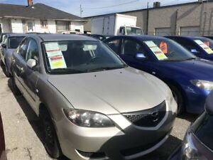 2006 Mazda MAZDA3 AUTO!!! FULLY LOADED!!!FULLY CERTIFIED!!!