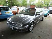 Jaguar X-type V6 SE Petrol Automatic 2006 Sovereign Special Edition Top Spec