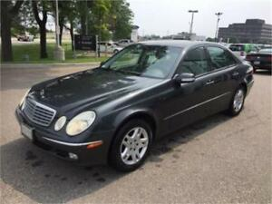2003 MERCEDES BENZ E320 *LEATHER,SUNROOF,NICE AND CLEAN!!!*