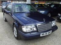 Mercedes-Benz E320 3.2 auto 3 door coup