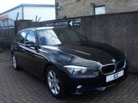 13 13 BMW 316D 2.0 SPORT SE TWIN POWER TURBO DIESEL ESTATE 5DR 1 OWNER ALLOYS