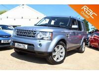2010 04 LAND ROVER DISCOVERY 3.0 4 TDV6 XS 5D AUTO 245 BHP DIESEL - RAC DEALER