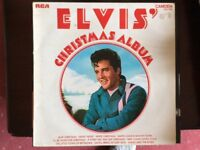 Elvis Presley's Christmas album