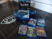 PS VITA CALL OF DUTY BLACK OPS:DECLASSIFIED EDITION+5GAMES