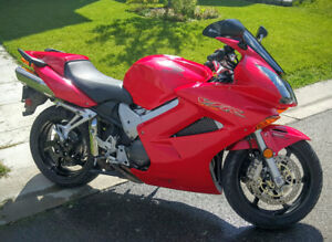 2002 Honda VFR 800 Interceptor