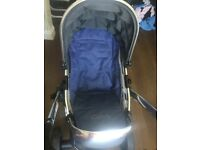 Beautiful icandy peach 3 travel system