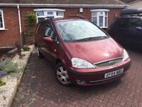 2004 ford galaxy ghia non runner due to electrical fault good mechanics nice motor