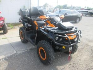 2016 CAN-AM 1000 MAX XTP