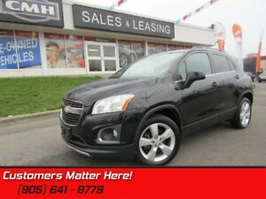 2013 Chevrolet Trax LTZ   BACKUP CAM, REMOTE START, MOONROOF!