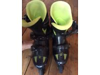 FUSION M X ROLLERBLADES FOR SALE £45 ono