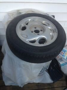 196-65-R15 tires & Rims for sale