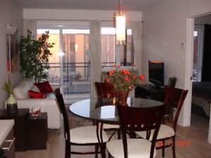 CONDO FOR RENT – FURNISHED – ALL INCLUDED – DORVAL