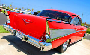 Wanted, 57 Belair Stainless Steel Trim - 1957 Chevy