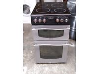 6 MONTHS WARRANTY Leisure Roma 50cm, double oven electric cooker FREE DELIVERY