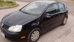 2007 Volkswagen Golf Hatchback