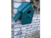 Birdhouse for small birds