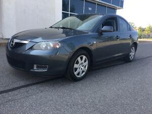 2008 Mazda Mazda3 GX Safety only $4500