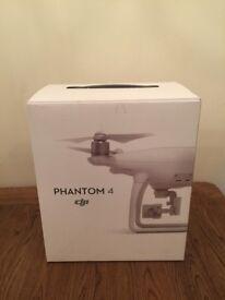 DJI Phantom 4 Drone (like new)