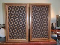 Vintage Pioneer CS44 Speakers, 25w max