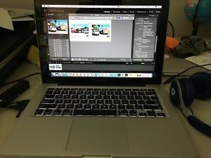MacBook Pro 13-inch , late 2011